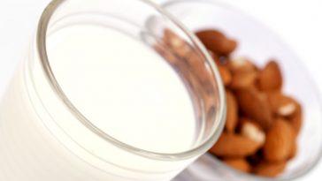 Dieta Emagrece leite-de-amendoas-364x205  Dieta