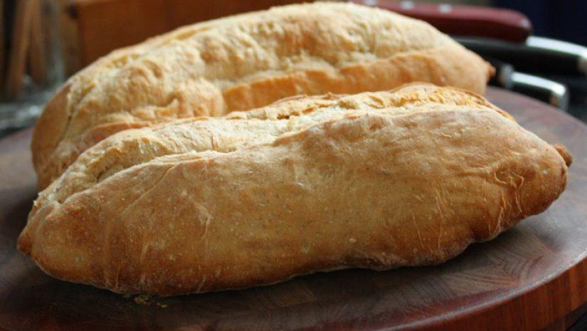 Receita de pão sourdough