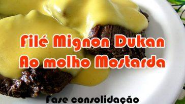 Dieta Emagrece file-mignon-dukan-ao-molho-mostarda-364x205  Dieta