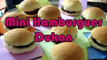 Dieta Emagrece mini-hamburguer-dukan-364x205  Dieta
