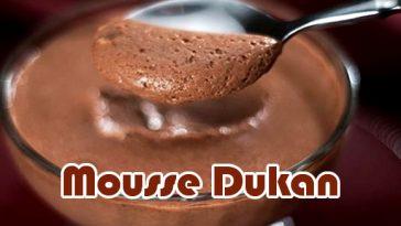 Dieta Emagrece mousse-de-chocolate-dukan-364x205  Dieta