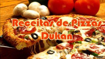 receitas de pizza dukan