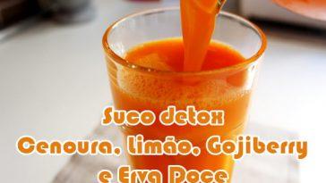 Dieta Emagrece suco-detox-cenoura-gojiberry-erva-doce-364x205  Dieta