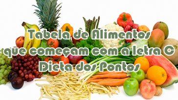 Dieta Emagrece tabela-de-alimentos-letra-c-dieta-dos-pontos-364x205  Dieta