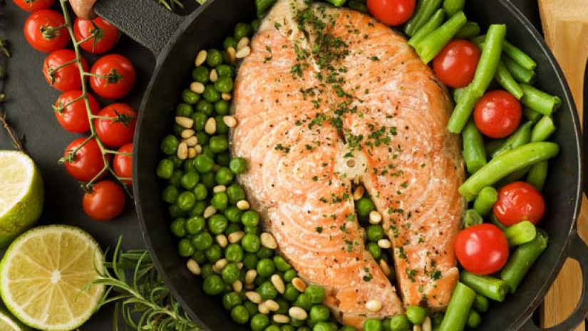 Vegetais na Dieta dukan