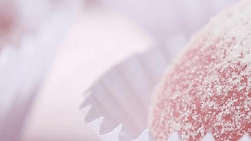 bicho de pé (brigadeiro de morango) – fase ataque dieta dukan