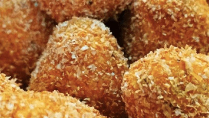 Coxinha de galinha – Fase ataque Dieta Dukan